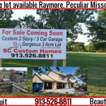 Raymore build to suit lots missouri